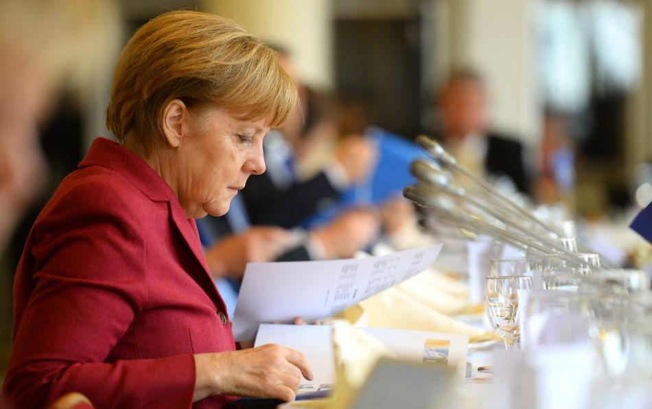 Angela Merkel erneut Kanzlerin