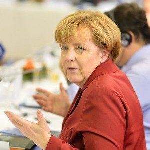 Angela Merkel, zukünftige Bundeskanzlerin für eine 4. Amtszeit?