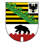 Sachsen-Anhlat bei der Landtagswahl 2016 (Wappen)