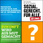 Alle Wahlprogramme für die Bundestagswahl 2017