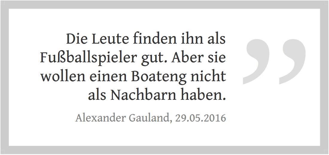 AfD-Kandidat Gauland (Zitat)