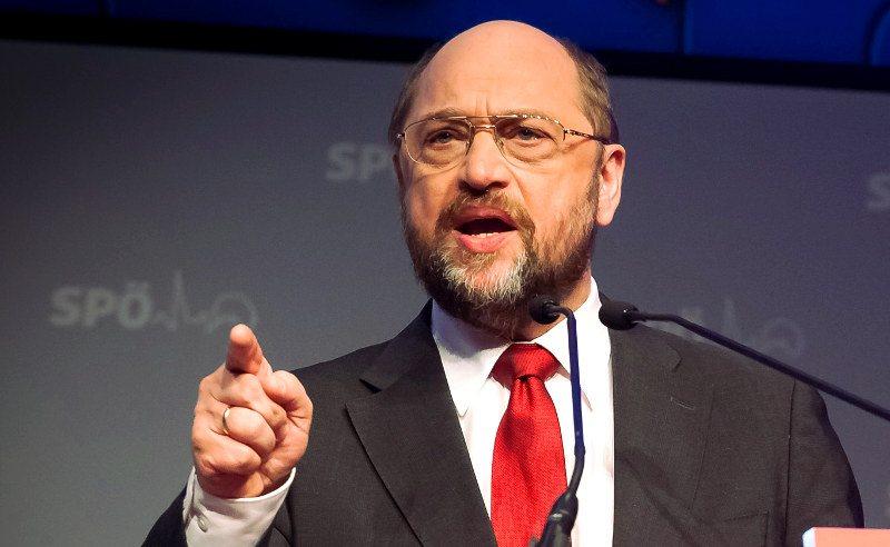 Martin Schulz ist Kandidat der SPD für die Bundestagswahl