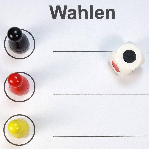 Finden im Jahr 2017 wirklich mehrere Bundestagswahlen statt?