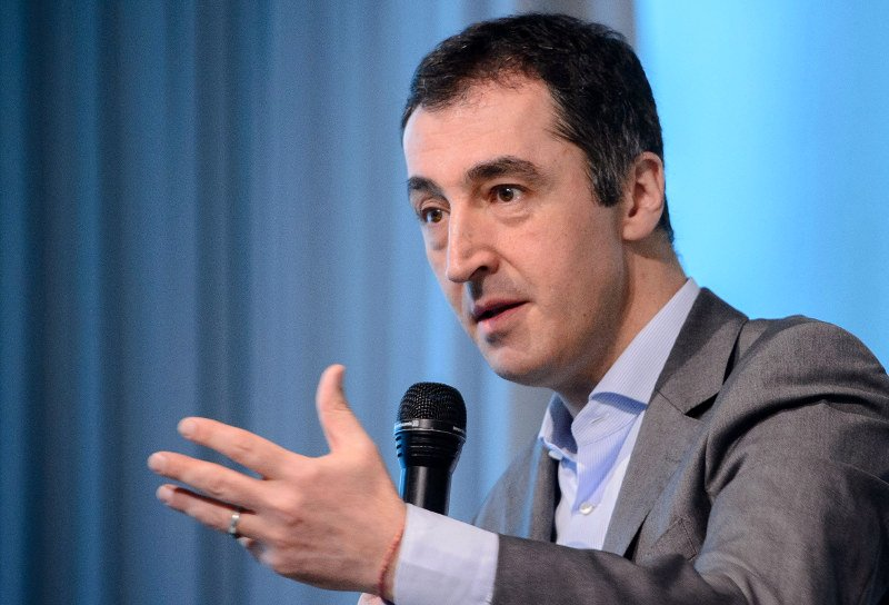 Cem Özdemir, Kandidat der Grünen bei der Bundestagswahl