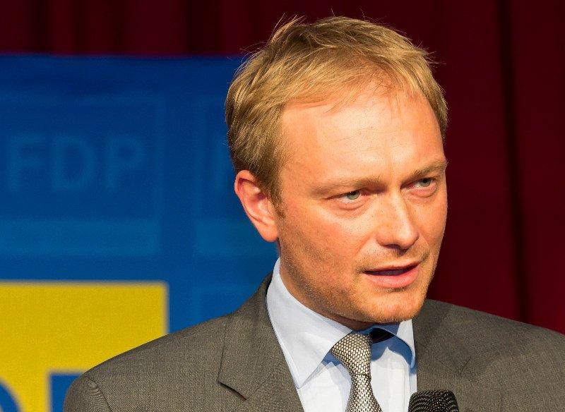 Christian Lindner ist der Spitzenkandidat der FDP für die Bundestagswahl