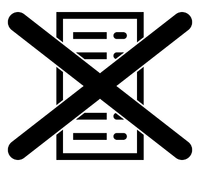 NOTA steht für None of the above, eine Bezeichnung für leere Stimmzettel. Bei deutsche Bundestagswahlen gibt es diese Option nicht.
