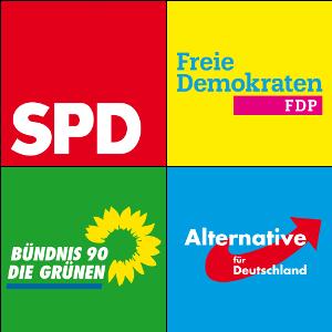 Parteien Bundestagswahl