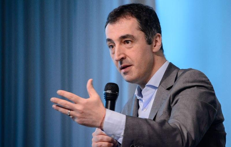 Cem Özdemir, Kanzlerkandidat der Grünen für die Bundestagswahl 2017