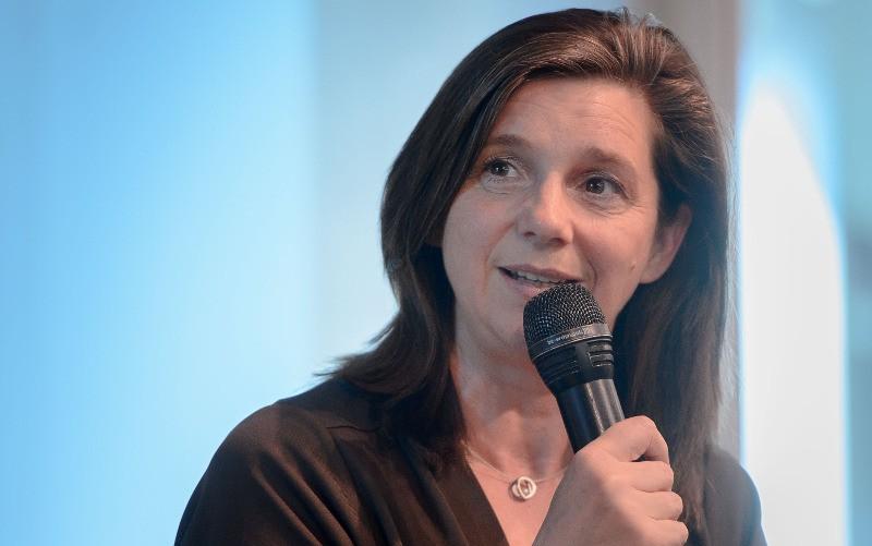 Kathrin Göring-Eckhardt kandidiert bei der Wahl 2017 für die Grünen
