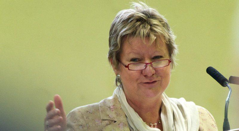 Nordrhein-Westfalen: Sylvia Löhrmann in die Kandidatin der Grünen für die Landtagswahl
