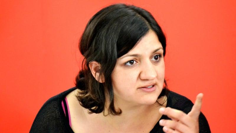 Demirel ist Kandidatin der Linke in nrw
