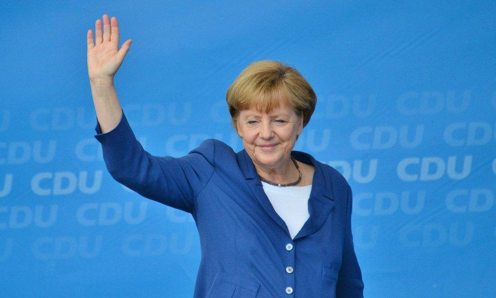 Bundestagswahl - Angela Merkels Rücktritt