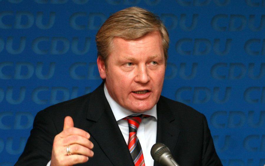 Bernd Althusmann (CDU), Kandidat für die Landtagswahl in Niedersachsen