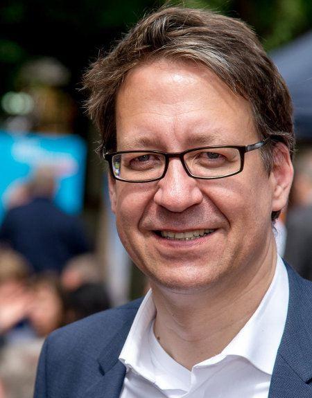 Kandidat der FDP bei der Landtagswahl 2017 in Niedersachsen