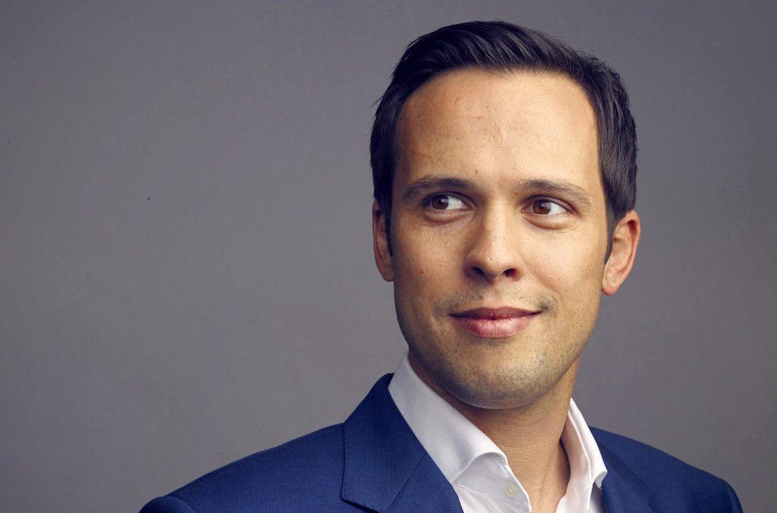 Landtagswahl in Bayern - Martin Hagen, Spitzenkandidat der FDP