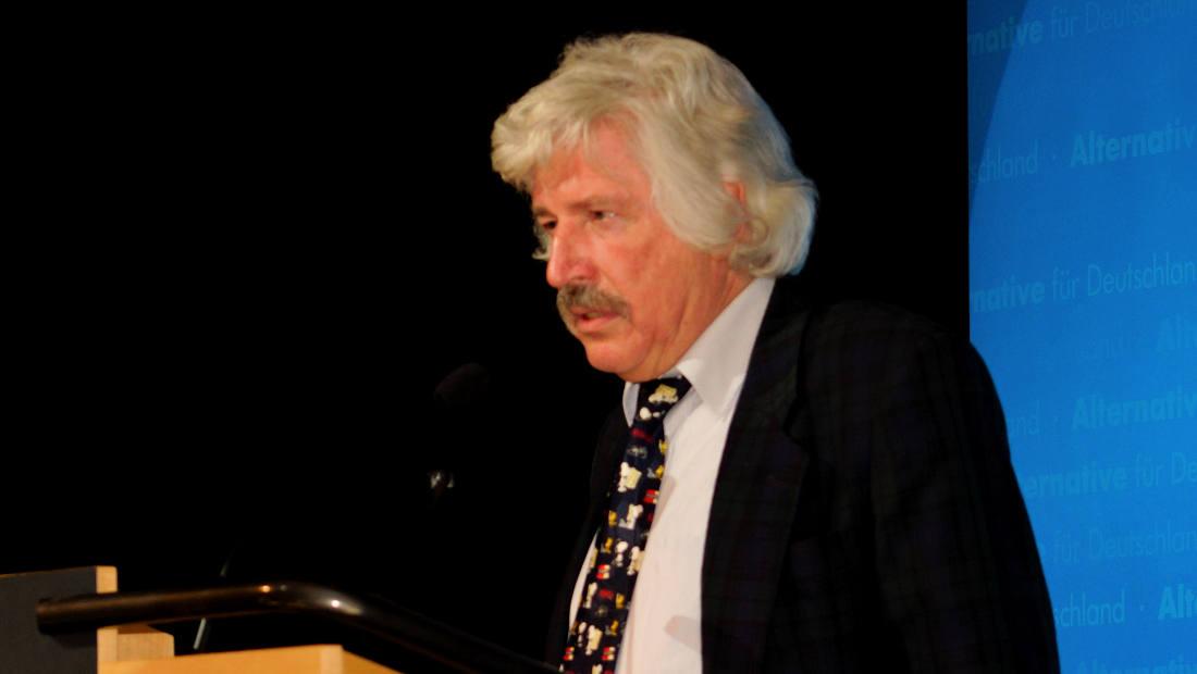 Rainer Rahn, Kandidat der AfD in Hessen