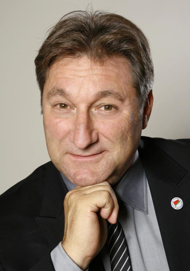 Robert Gattenlöhner – Vorsitzender der Partei für Franken – Landtagswahl und Bezirtagswahlen in Bayern