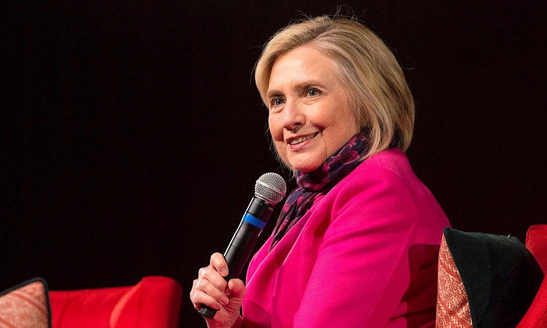 Hillary Clinton nimmt an der Präsidentschaftswahl in den USA nicht teil