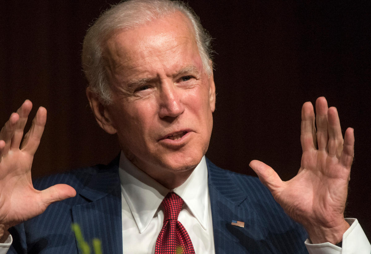 Joe Biden (Demokrat) - US-Wahl 2020