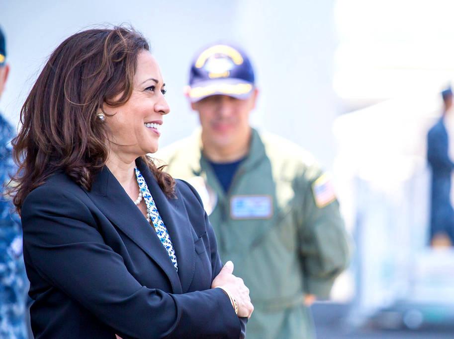 Kamala Harris - Kandidatin bei der US-Wahl 2020