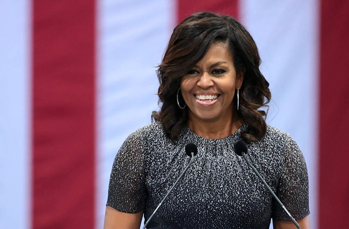 Kandidiert Michelle Obama bei der Präsidentschaftswahl in den USA?