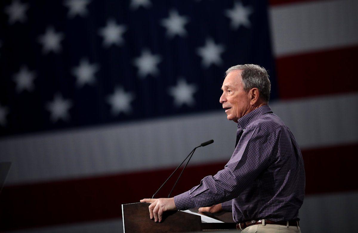 Präsidentschaftswahl in den USA - Michael Bloomberg, Ex-Kandidat der Demokraten
