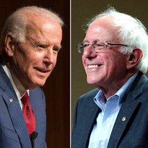 Umfragen und Kandidaten