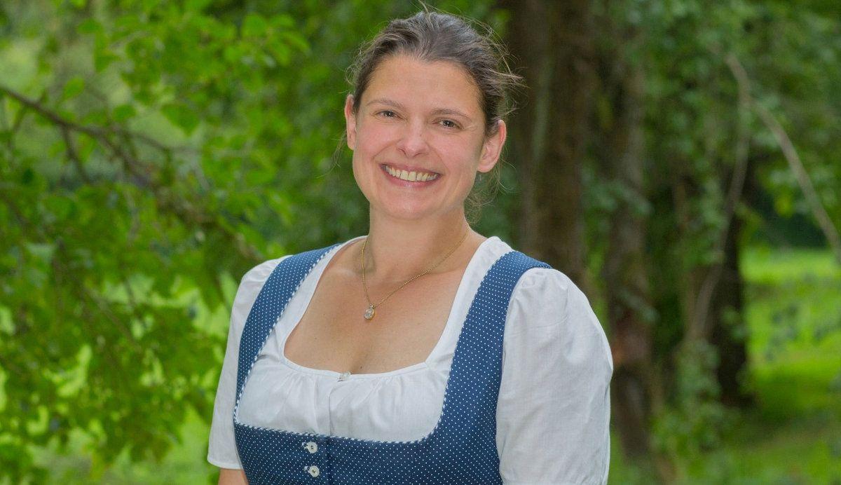 Agnes Becker - Spitzenkandidatin der ÖDP bei der Landtagswahl in Bayern